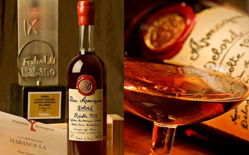 Armagnac and Calvados for Christmas