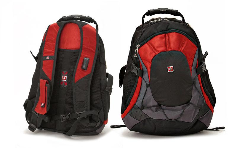 SWISS WIN :Backpack