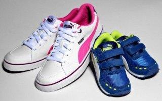 Puma Footwear:Kids&women
