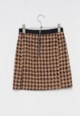 スカート キャメル