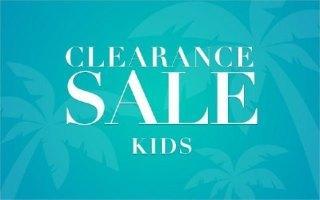 CLEARANCE KIDS