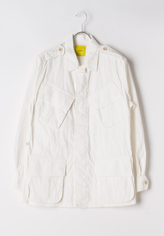 比翼 ファティーグジャケット ホワイト - #1