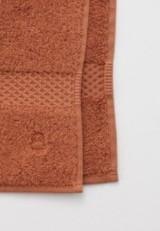 ETOILE   Caramel  Guest towel    045/070 CARAMEL