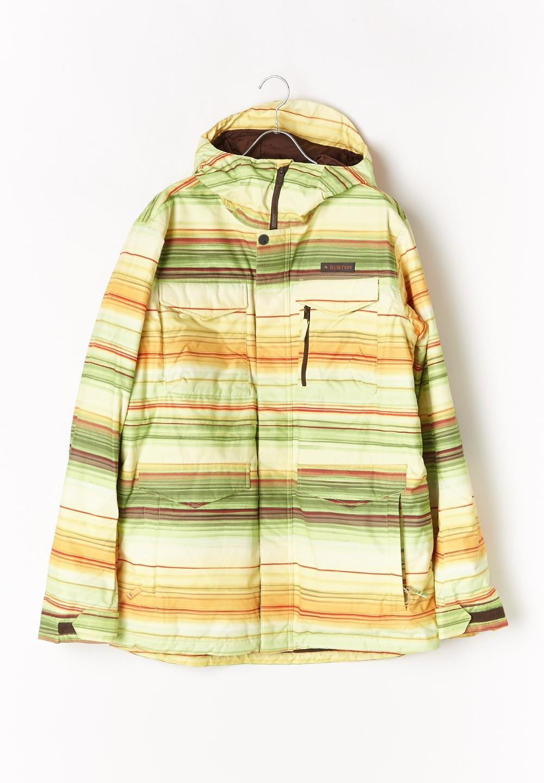 Covert Jacket Striped Tuna - #1