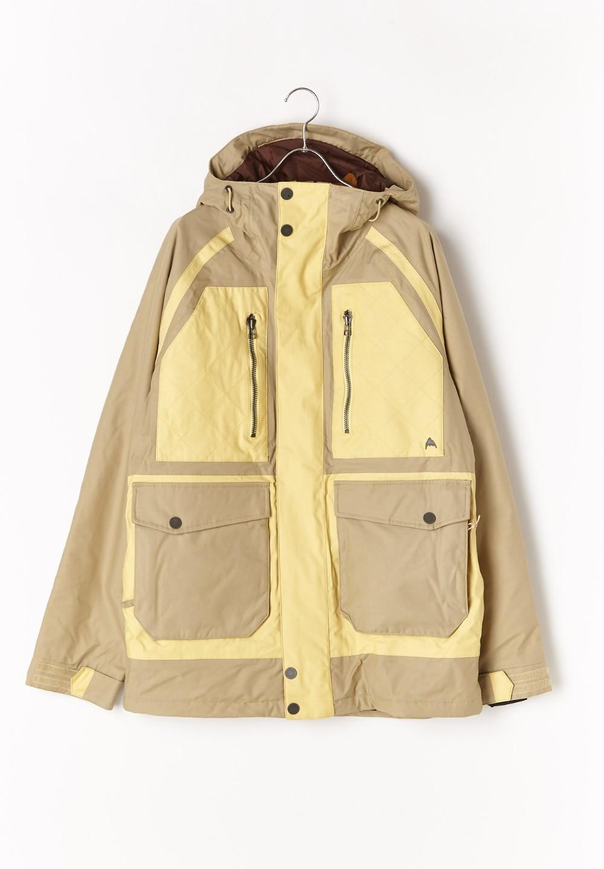 Hellbrook Jacket Grayeen / Wheat - #1