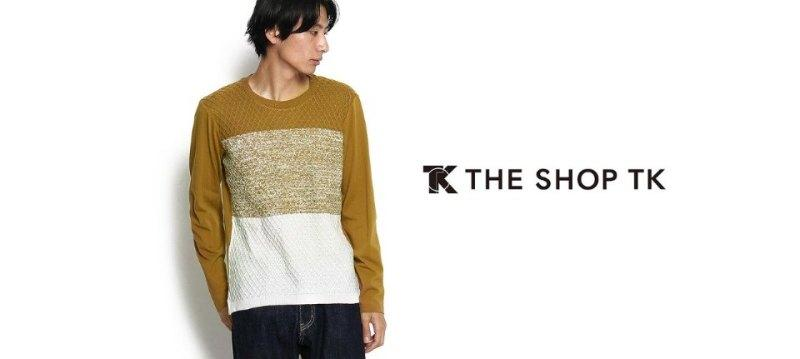 THE SHOP TK for men