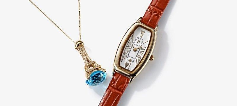 BLSR Jewelry and Watches
