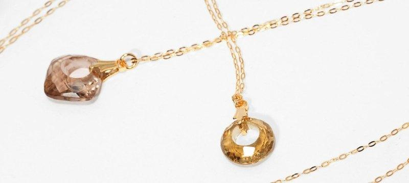 MODE FOURRURE:JEWELRY  NECKLACES