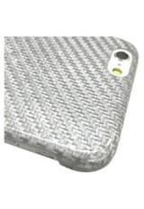 Glass Fiber Case for iPhone6s Plus/6 Plus Silver