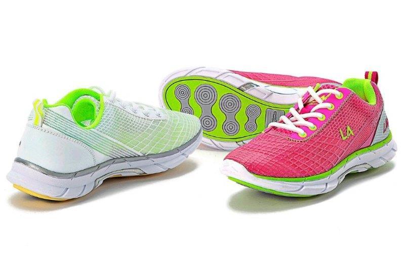 LA GEAR:Toning Shoes