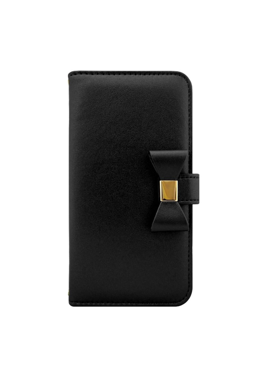 UNiCASE BLUE LABEL / Ribbon Diary Black for 5.5inch - #1