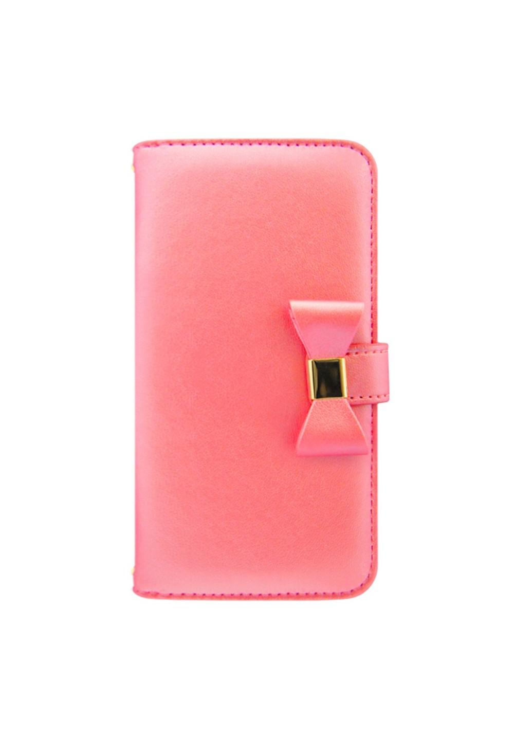 UNiCASE BLUE LABEL / Ribbon Diary Pink for 5.5inch - #1