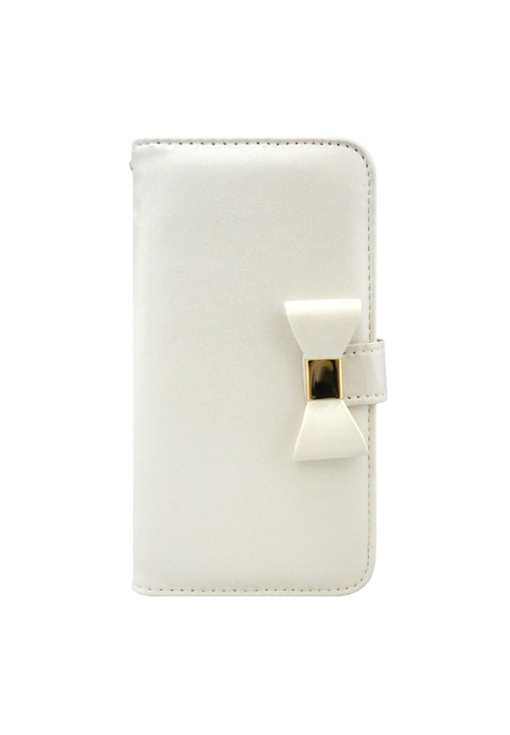 UNiCASE BLUE LABEL / Ribbon Diary Ivory for 5.5inch - #1