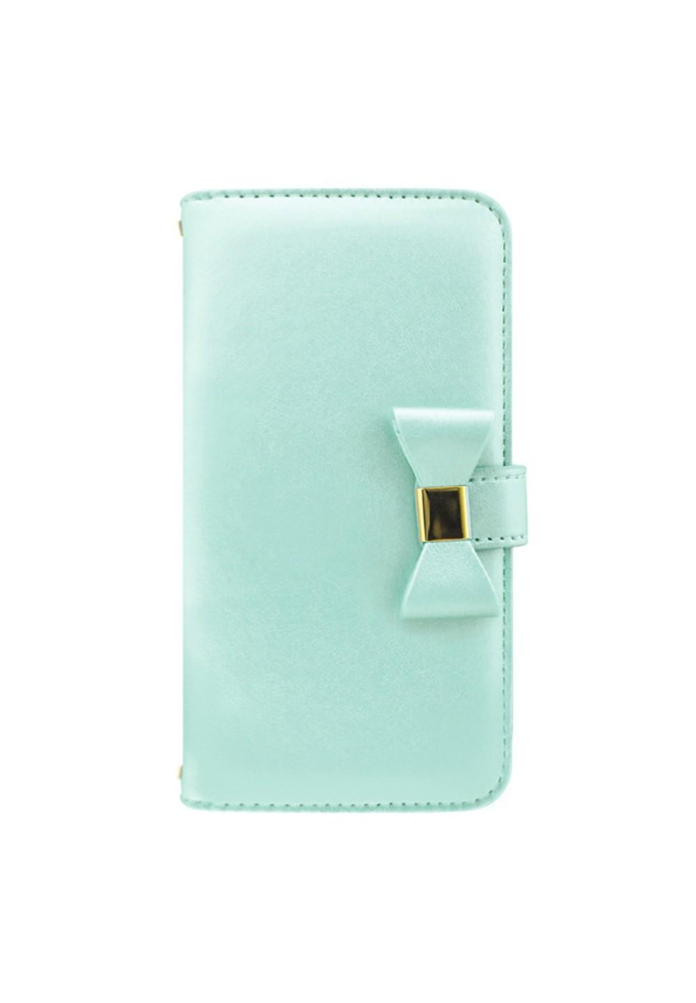 UNiCASE BLUE LABEL / Ribbon Diary Sky Blue for 5.5inch - #1