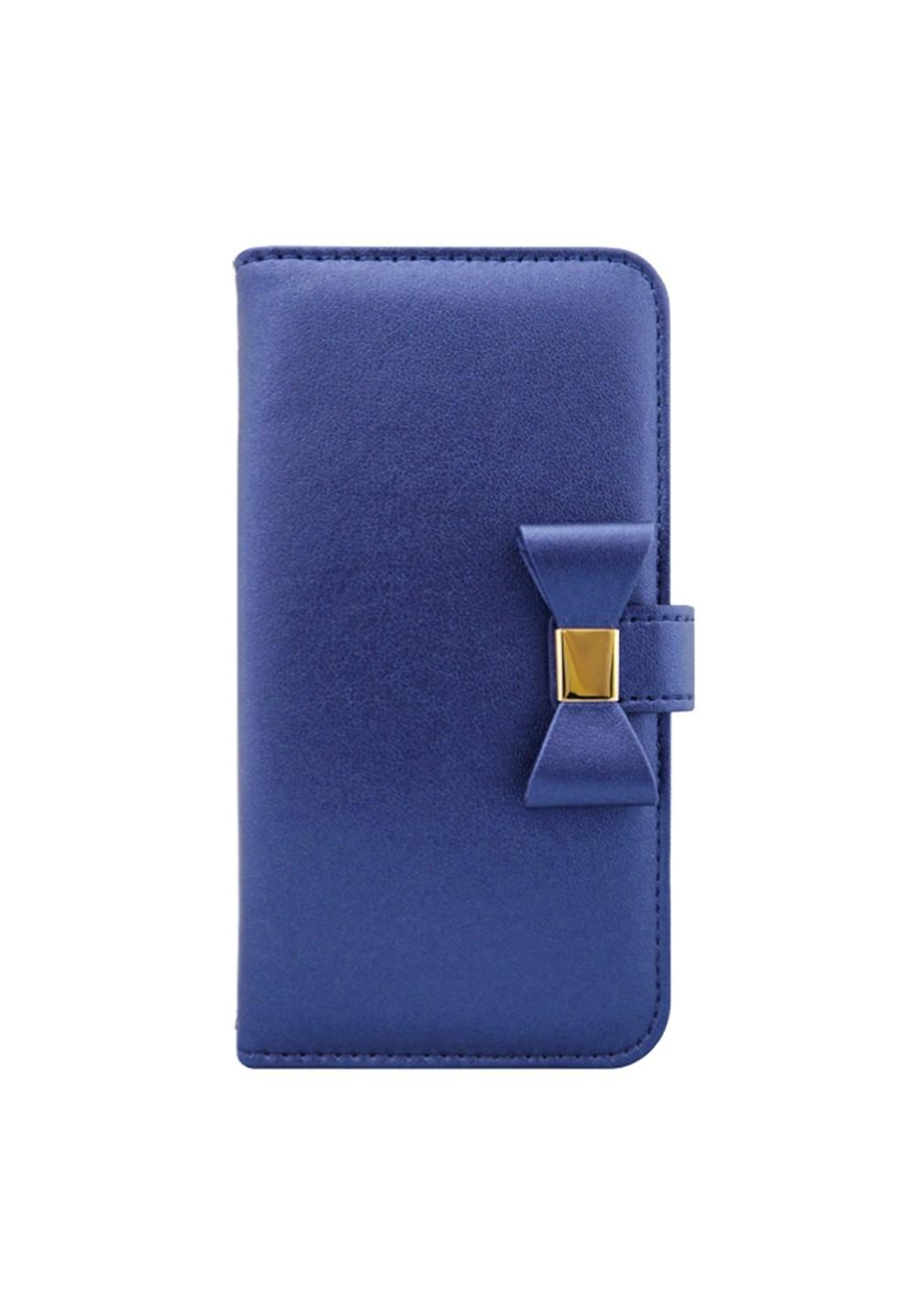 UNiCASE BLUE LABEL / Ribbon Diary Navy for 5.5inch - #1