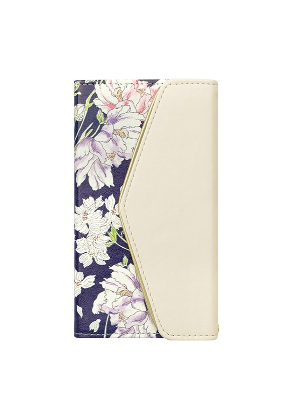 UNiCASE BLUE LABEL / Flower Series mirror case for iPhoneX(Chic Peony) - #1