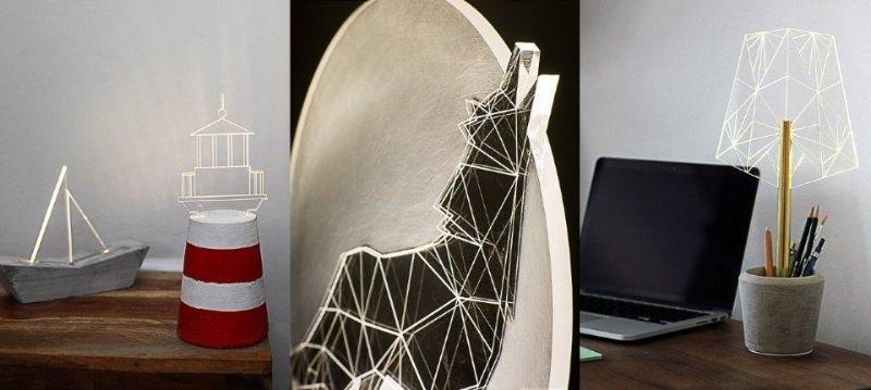 STURL DESIGN LAMP