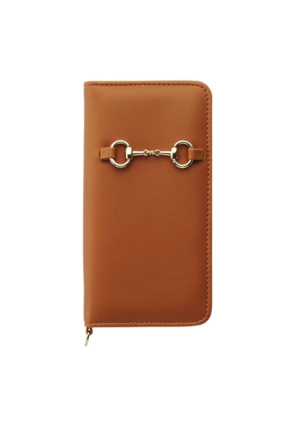 Mallow / Hami Diary for iPhone 8/7 Camel - #1