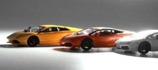 KYOSHO DIE-CAST CAR SPECIAL FEATURES