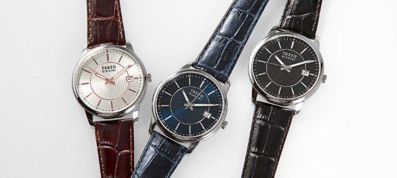TAKEO KIKUCHI:Watches
