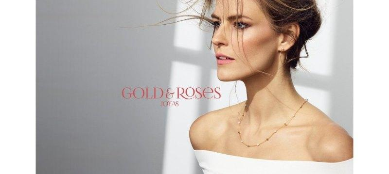 GOLD & ROSES
