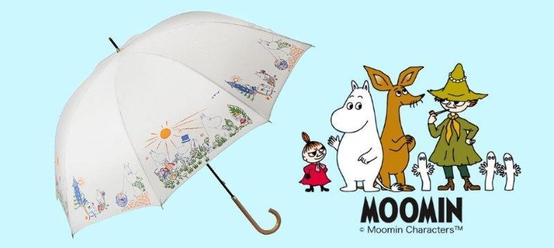 moomin rain goods