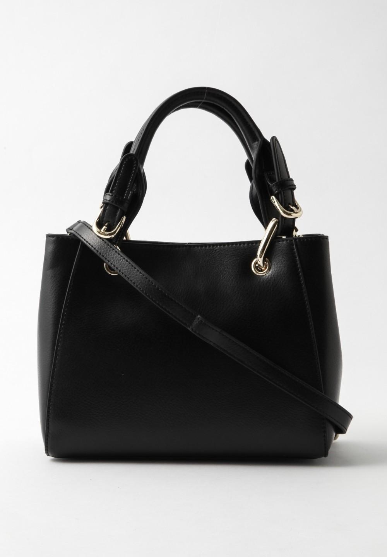 メタルつなぎトートバッグ Black - #1