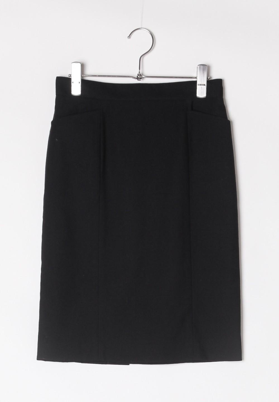 【OFUON】スカート 黒 - #1
