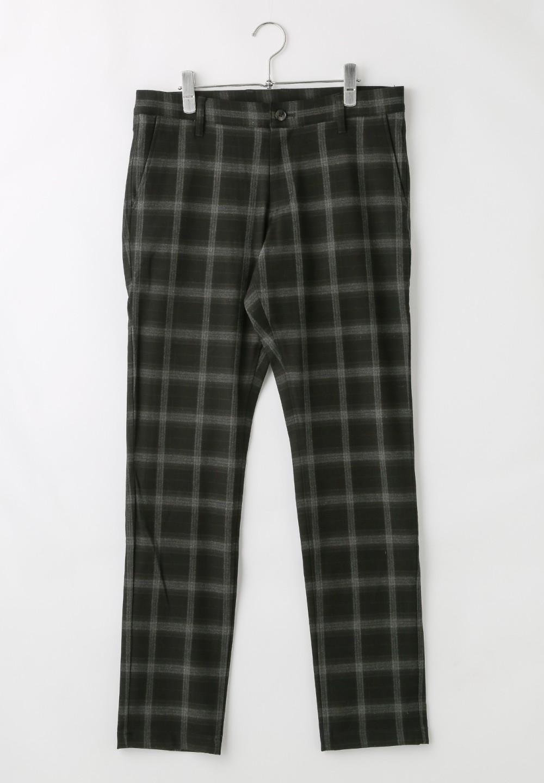 【MK MICHEL KLEIN homme】パンツ グレー - #1