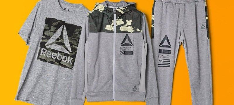 Reebok:Men's Apparel