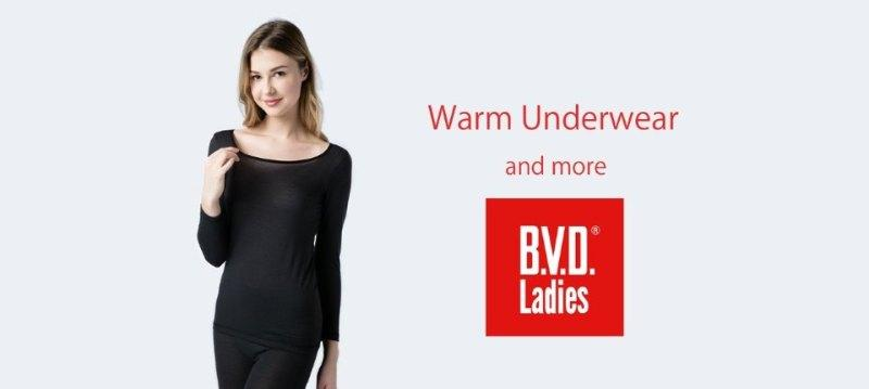 B.V.D.  Ladies