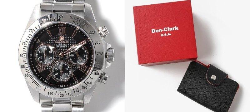 DON CLARK