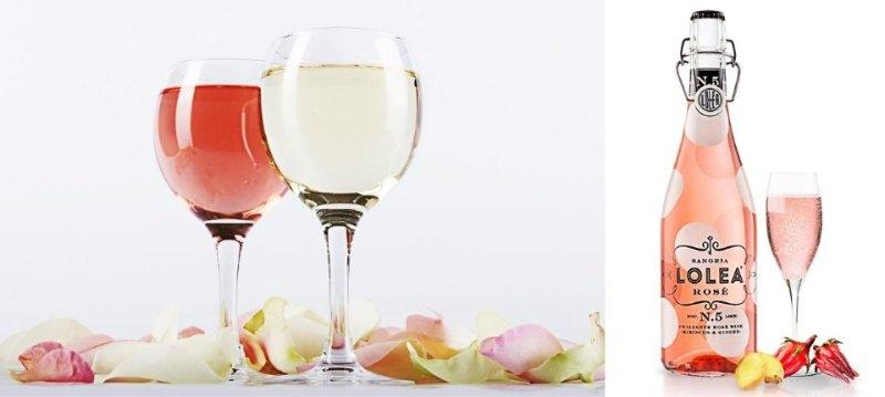 WINTER CLEARANCE WHITE&ROSE WINE