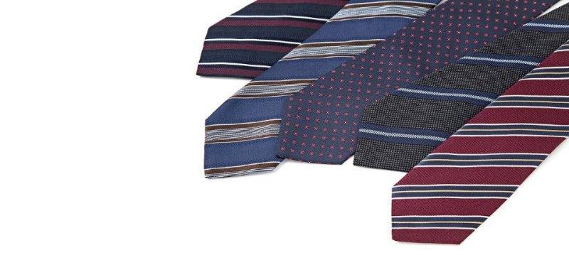 Men's Tie Selection
