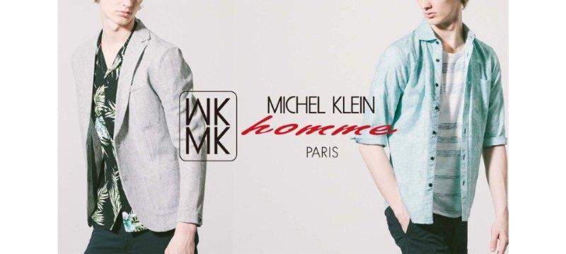 MK MICHEL KLEIN homme:apparel