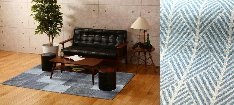 Indian Fabric by Hagihara