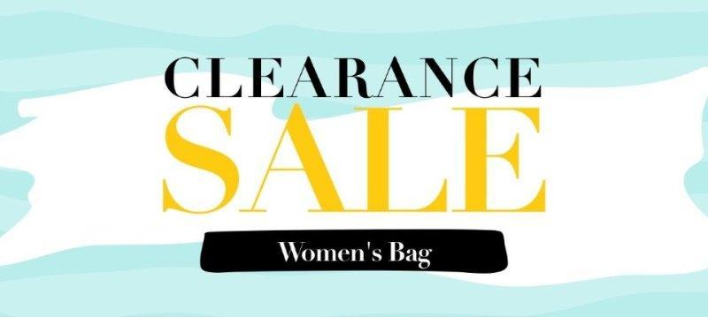 Clearance sale:Women's Bag