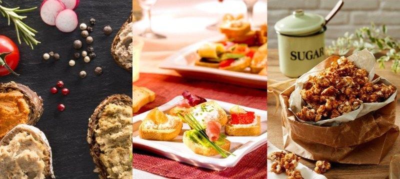 France Food Selection
