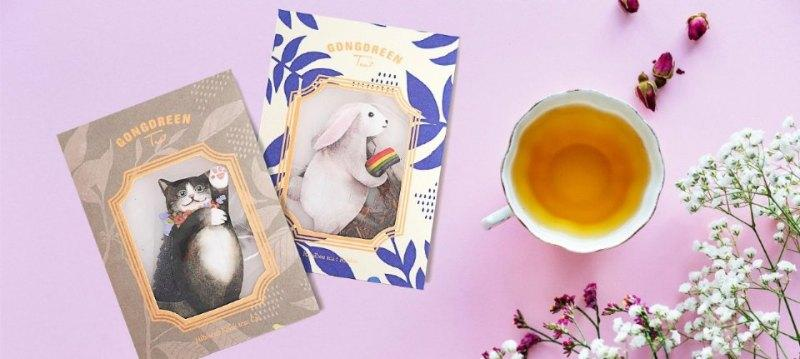 Gongdreen Tea Bag