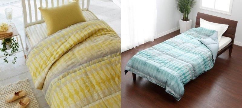 西川リビング 涼感寝具