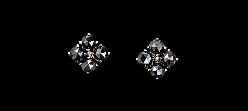 4 SEASONS JEWELRY:Black Diamonds