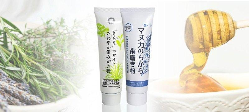 Natural Tooth Paste