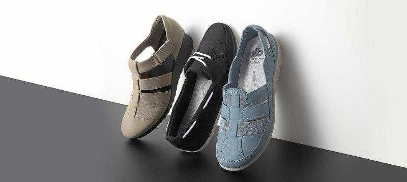 CLOUDSTEPPERS by Clarks for Women