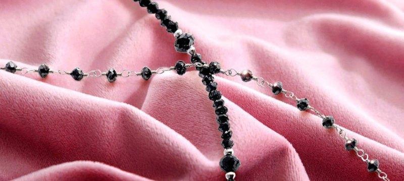 4 SEASONS JEWELRY:Black Diamonds