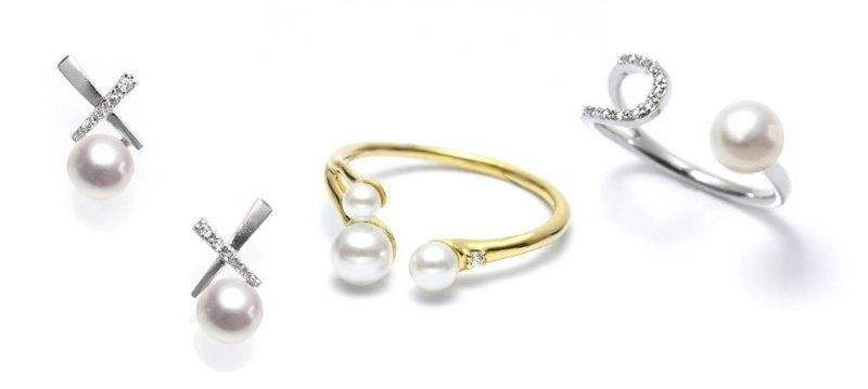 Pearl Jewelry Colletion