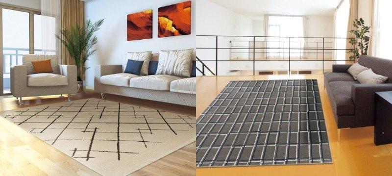 ASWAN modern rug