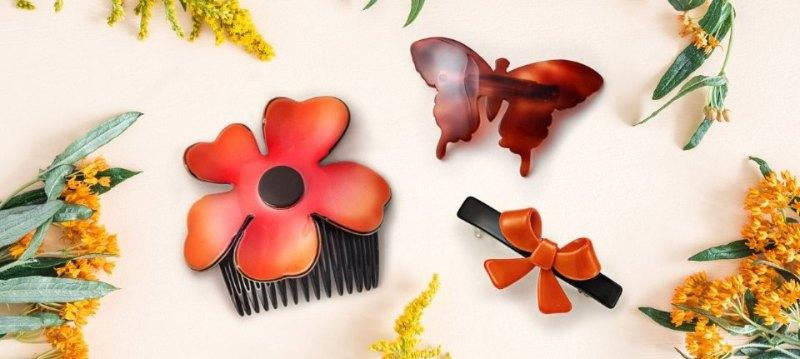 De-StijL: Vintage Hair Accessories