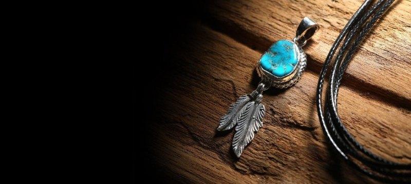 Feather Jewelry 925