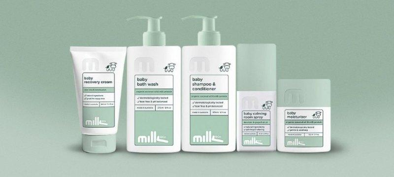 milk:for Kid's