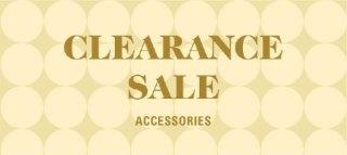 CLEARANCE:WOMEN'S ACCESSORIE